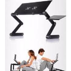 Bàn kê laptop 3 chân đa năng (ĐEN)