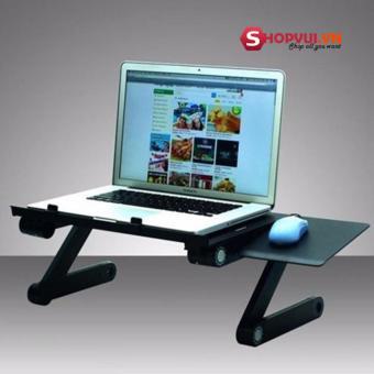 Bàn Kê Laptop 3 khớp xoay 360 độ, 2 Quạt Tản Nhiệt Có Bàn Di Chuột (Đen) - 8387438 , OE680ELAA3VM49VNAMZ-6938986 , 224_OE680ELAA3VM49VNAMZ-6938986 , 299000 , Ban-Ke-Laptop-3-khop-xoay-360-do-2-Quat-Tan-Nhiet-Co-Ban-Di-Chuot-Den-224_OE680ELAA3VM49VNAMZ-6938986 , lazada.vn , Bàn Kê Laptop 3 khớp xoay 360 độ, 2 Quạt Tản Nhiệt