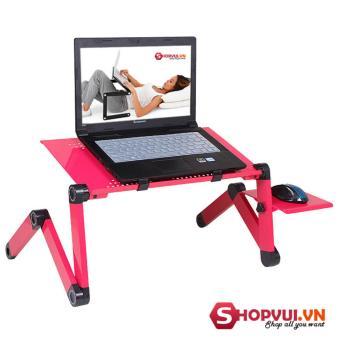 Bàn Kê Laptop 3 khớp xoay 360 độ, 2 Quạt Tản Nhiệt Có Bàn Di Chuột (Hồng) - 8382872 , OE680ELAA3L4NQVNAMZ-6358942 , 224_OE680ELAA3L4NQVNAMZ-6358942 , 299000 , Ban-Ke-Laptop-3-khop-xoay-360-do-2-Quat-Tan-Nhiet-Co-Ban-Di-Chuot-Hong-224_OE680ELAA3L4NQVNAMZ-6358942 , lazada.vn , Bàn Kê Laptop 3 khớp xoay 360 độ, 2 Quạt Tản Nhiệt