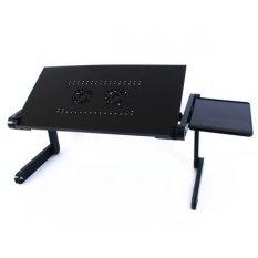 Bàn laptop Huy Linh BN xoay 360 độ (Đen)