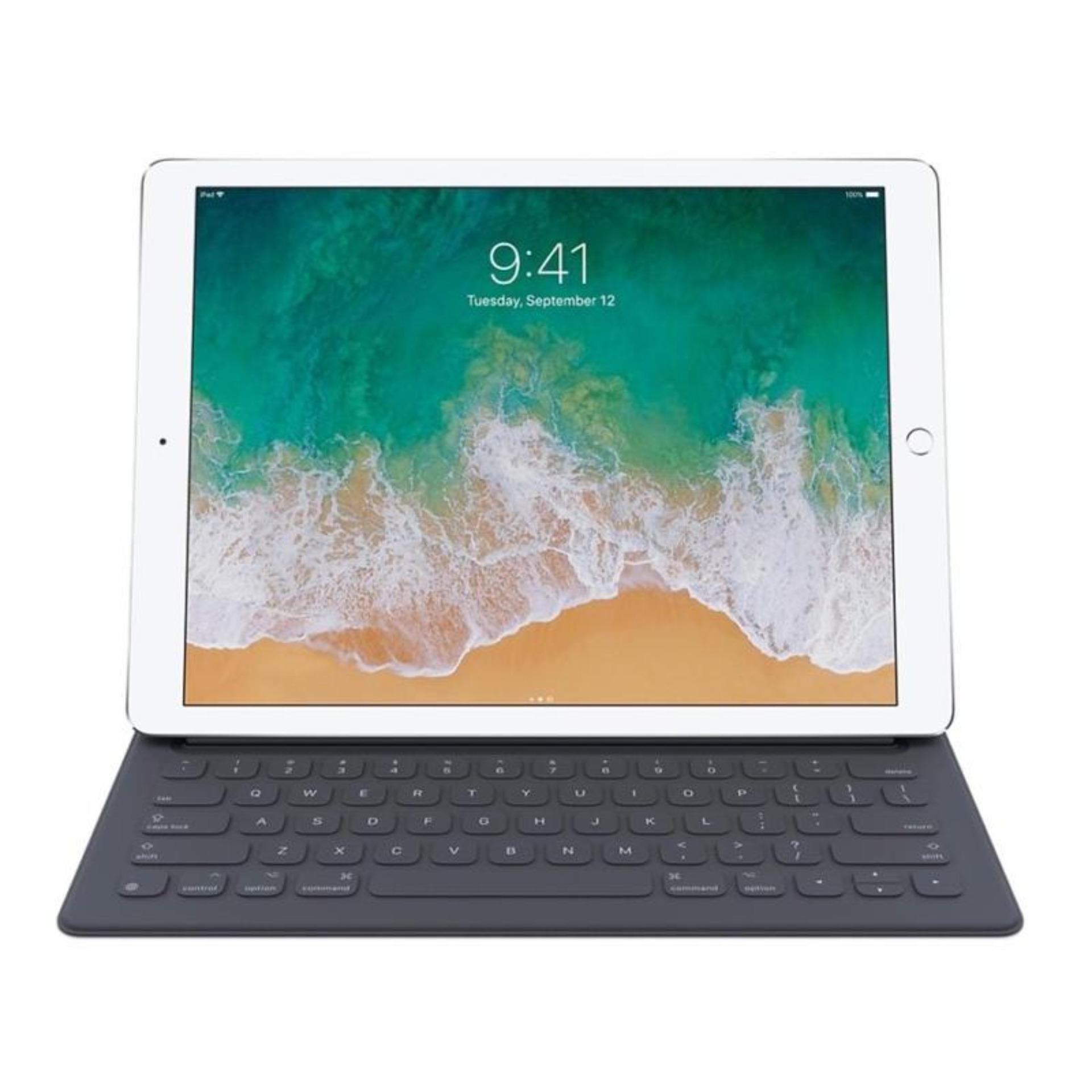 """Bàn phím Apple Smart Keyboard iPad Pro 10.5"""" (Xám) – Hàng nhập khẩu"""