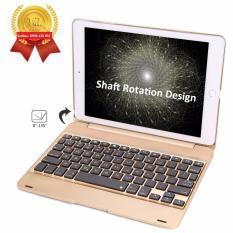 Bàn phím bluetooth PKCB P00486 dành cho iPad Air 2 và iPad Pro 9.7 inch, kết nối không dây, bàn phím êm, nhạy