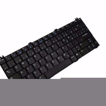 Bàn phím cho Dell MINI 12 Inspiron 1210 (Đen) - Hàng nhập khẩu
