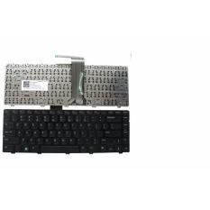 Bàn phím cho Dell Vostro 3350 3450 3460 3550 3555 3560 1440 1445 1450 1550 (Đen) - Hàng nhập khẩu
