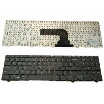 Bàn phím dành cho laptop dell Inspiron 15R 3521 (Đen)