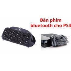 Bàn phím không dây cho gamepad Playstation 4