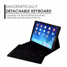 """Bàn phím kiêm bao da Bluetooth cho iPad Air, iPad Air 2, iPad Pro 9.7"""" và iPad New 2017 – Phụ kiện cho bạn vip 368"""