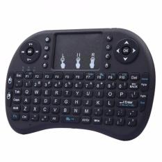 Bàn phím kiêm chuột không dây UKB 500-RF Mini Keyboard (Đen)