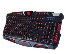 Bàn phím LED chơi game có dây Bosston C888