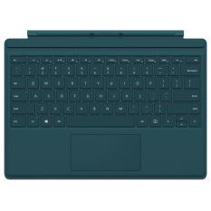 Bàn phím Microsoft Surface Pro 4 type cover (Xanh ngọc) – Hàng nhập khẩu