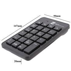 Bàn phím số kế toán R8 1810 gắn PC / Laptop qua cồng usb