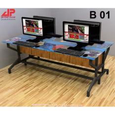 Bàn Phòng Game Net Đóng Hộp AP-01