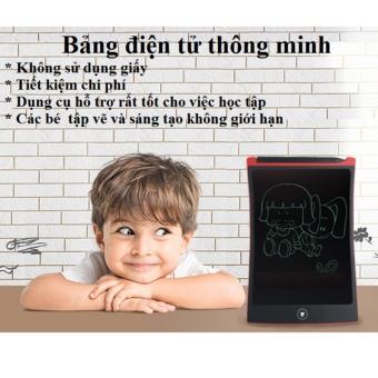 Bảng LCD writing tablets 8.5 inch học viết và tập vẽ thông minh cho bé yêu