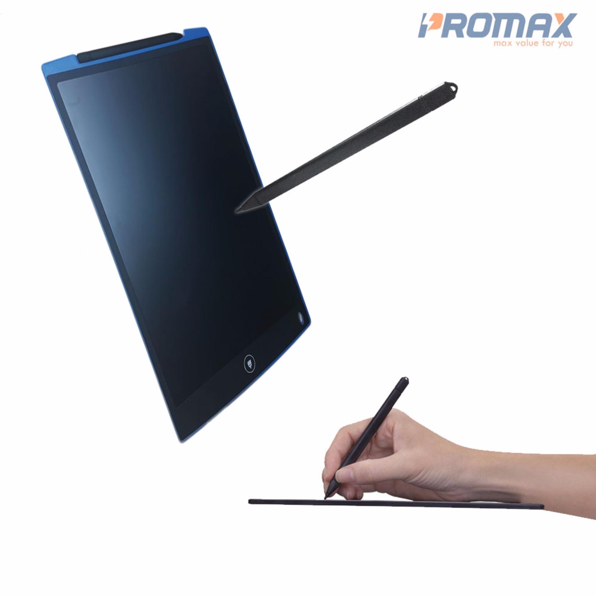 Mẫu sản phẩm Bảng Viết/ Vẽ điện tử thông minh Promax 12 inches