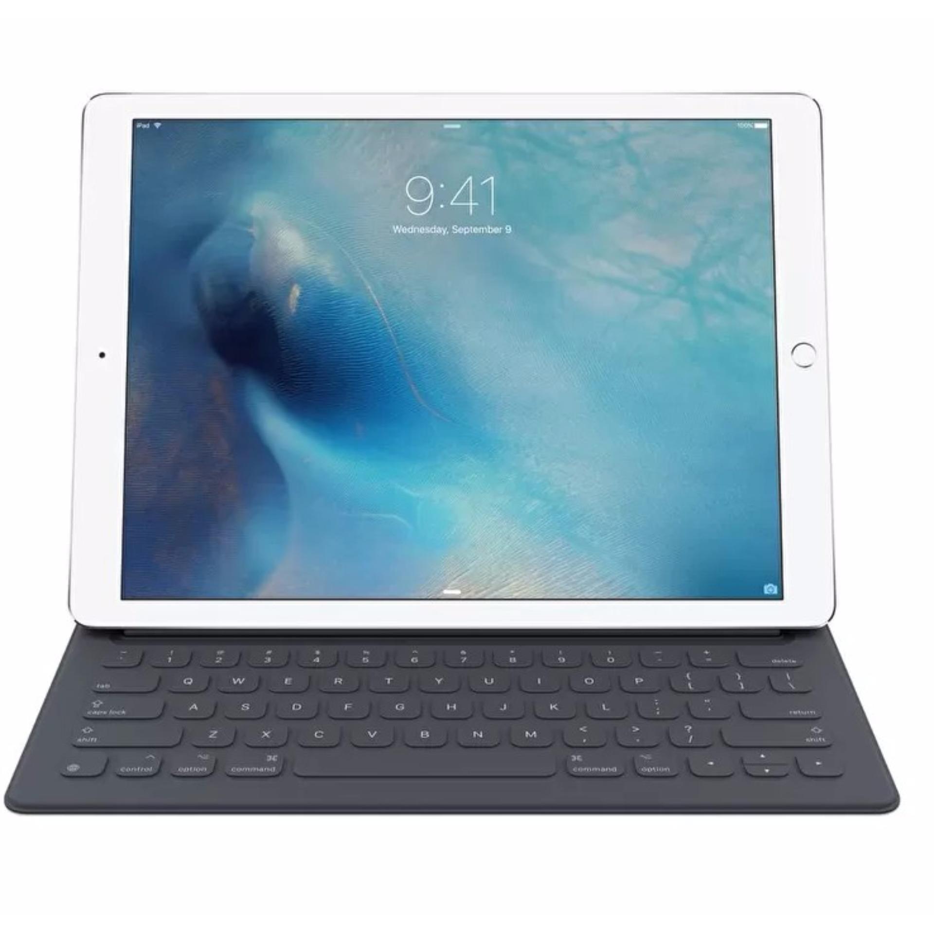 Bàn phím iPad Pro 9.7 inch Apple Smart KeyBoard (Xám) – Hàng nhập khẩu