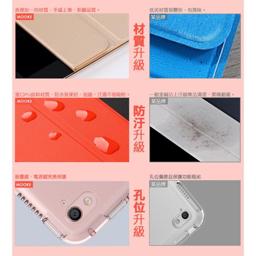 """Hình ảnh Bao da cho Apple iPad 10.5"""" chính hãng Mooke"""