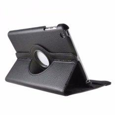Bao da dành cho iPad 2 3 4 Xoay 360 – Lopez Cute (Màu đen)