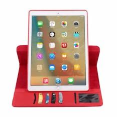 Bao da ốp lưng cho iPad Air cao cấp kèm ví đựng xoay 360 độ PKCB-BAODA