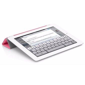 Bao da thông minh Smart cover cho iPad Pro 12 inch 9 + Tặng kèm ốpmờ cùng màu - 4