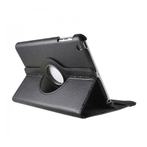 Bao da Xoay 360 dành cho iPad Air 2 - Lopez Cute (Đen)