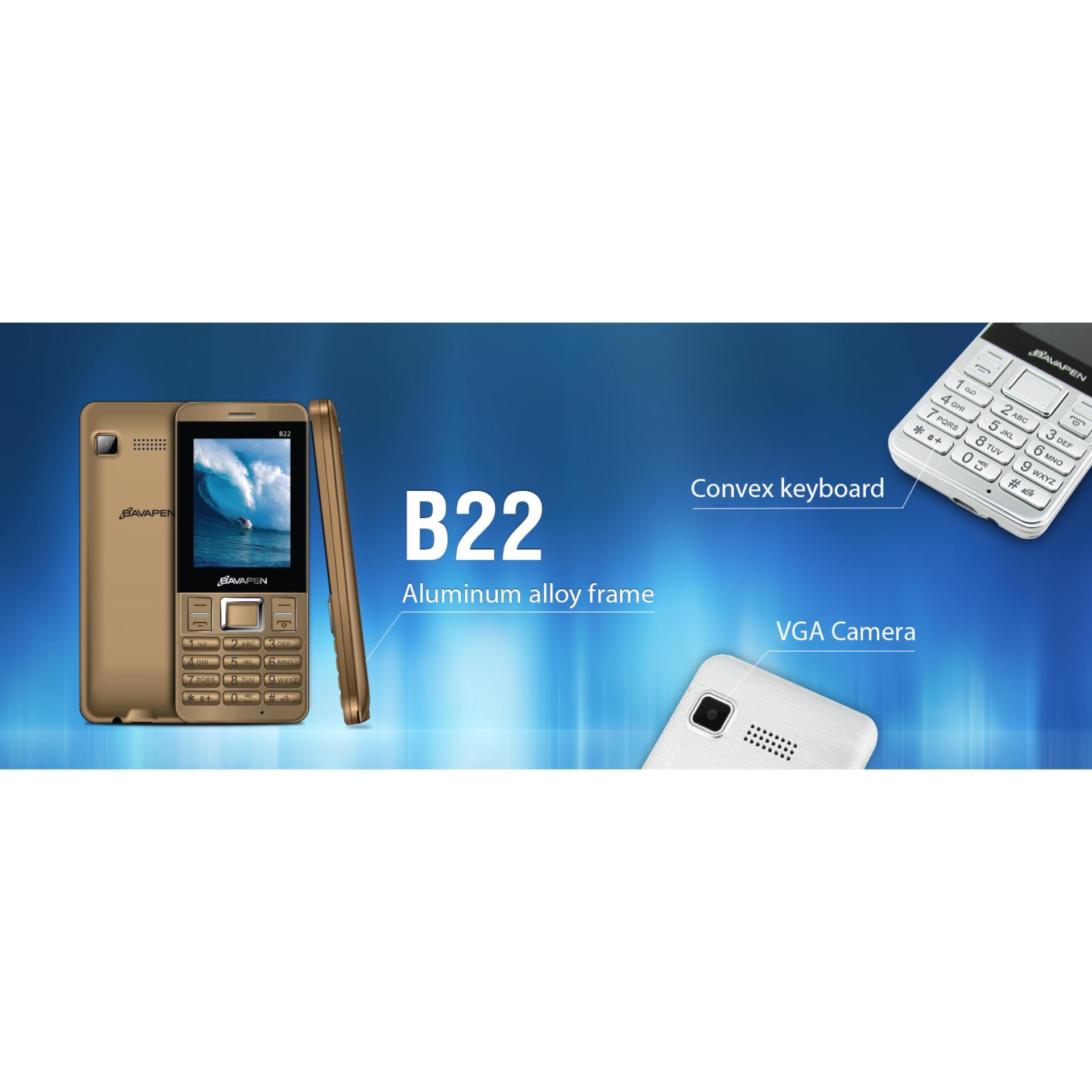 Bavapen B22 – Tặng Ngay 1 Áo Mưa Cao Cấp