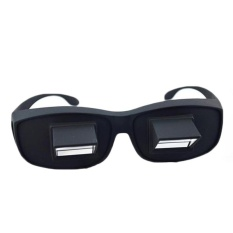 Bed Prism Spectacles Horizontal Lazy Glasses For Reading And Watch TV – intl
