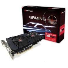 Biostar Gaming Radeon RX580 8Gb 256Bit DDR5( 3DP/DVI/HDMI)( Dual Cooling)_Hàng Nhập Khẩu