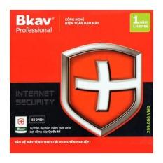 BKAV PRO INTERNET SECURITY ( 1 THẺ/ 1 NĂM)