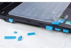 Bộ 13 Nút Chống Bụi Laptop (Chọn Màu)(Màu sắc ngẫu nhiên)