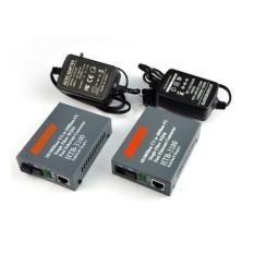 Converter single mode HTB3100AB 100Mbps bộ 2 cái