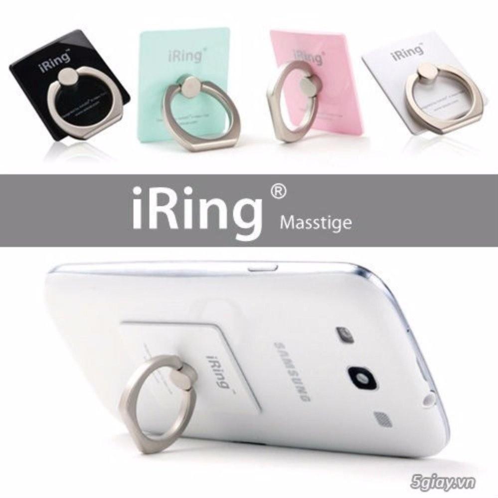 Bộ 2 Giá đỡ điện thoại đa năng iRing Stent