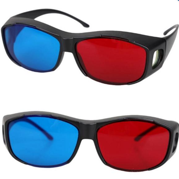 Hình ảnh Bộ 2 kính 3D Vision