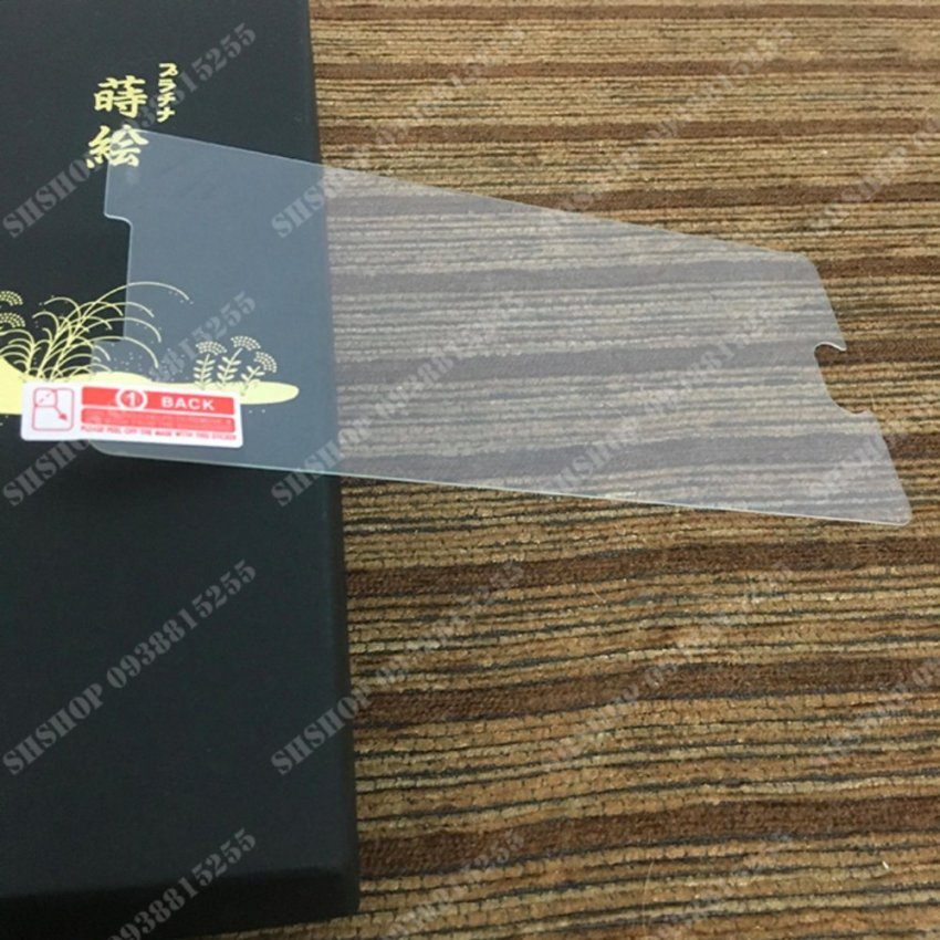 Hình ảnh Bộ 2 miếng dán cường lực cho Meizu M3 Note 5.5 inch