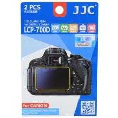 Bộ 2 miếng dán màn hình JJC cho Canon 700D