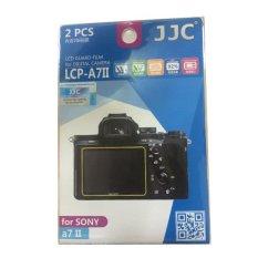 Bộ 2 miếng dán màn hình JJC cho Sony A7II (trắng)
