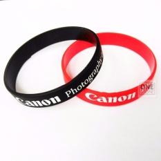 Bộ 2 vòng cao su bảo vệ ống kính cho Canon