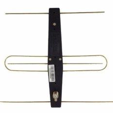 Bộ 3 Anten có mạch khuếch đại dùng cho đầu thu kỹ thuật số (đồng) (Vàng nhạt)