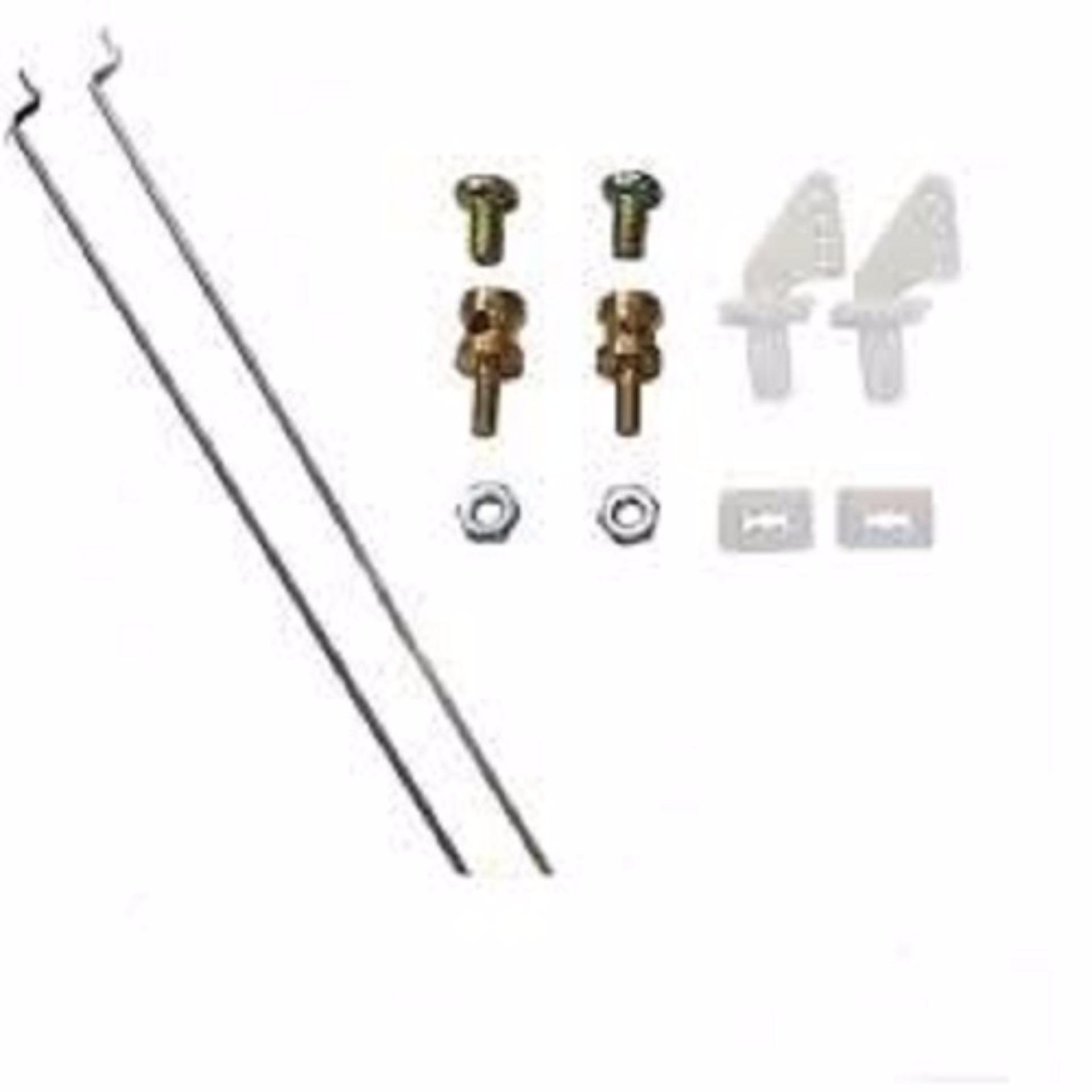 Bộ 3 thép link, ốc link, horn