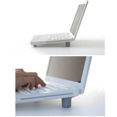 Bộ 4 chân đế tản nhiệt laptop đa năng