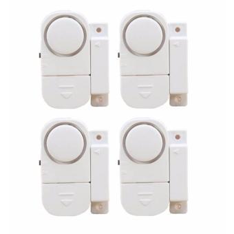 Bộ 4 chuông cửa cảm biến chống trộm AT-A3 BeBe mart