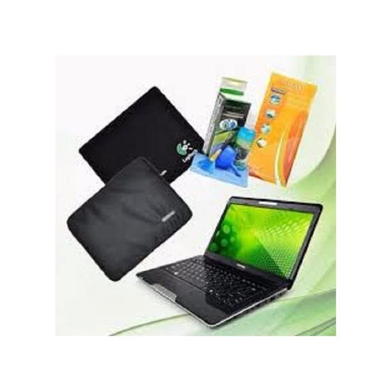 Bảng giá Bộ 4 món phụ kiện bảo vệ laptop luôn sạch sẽ và an toàn Phong Vũ