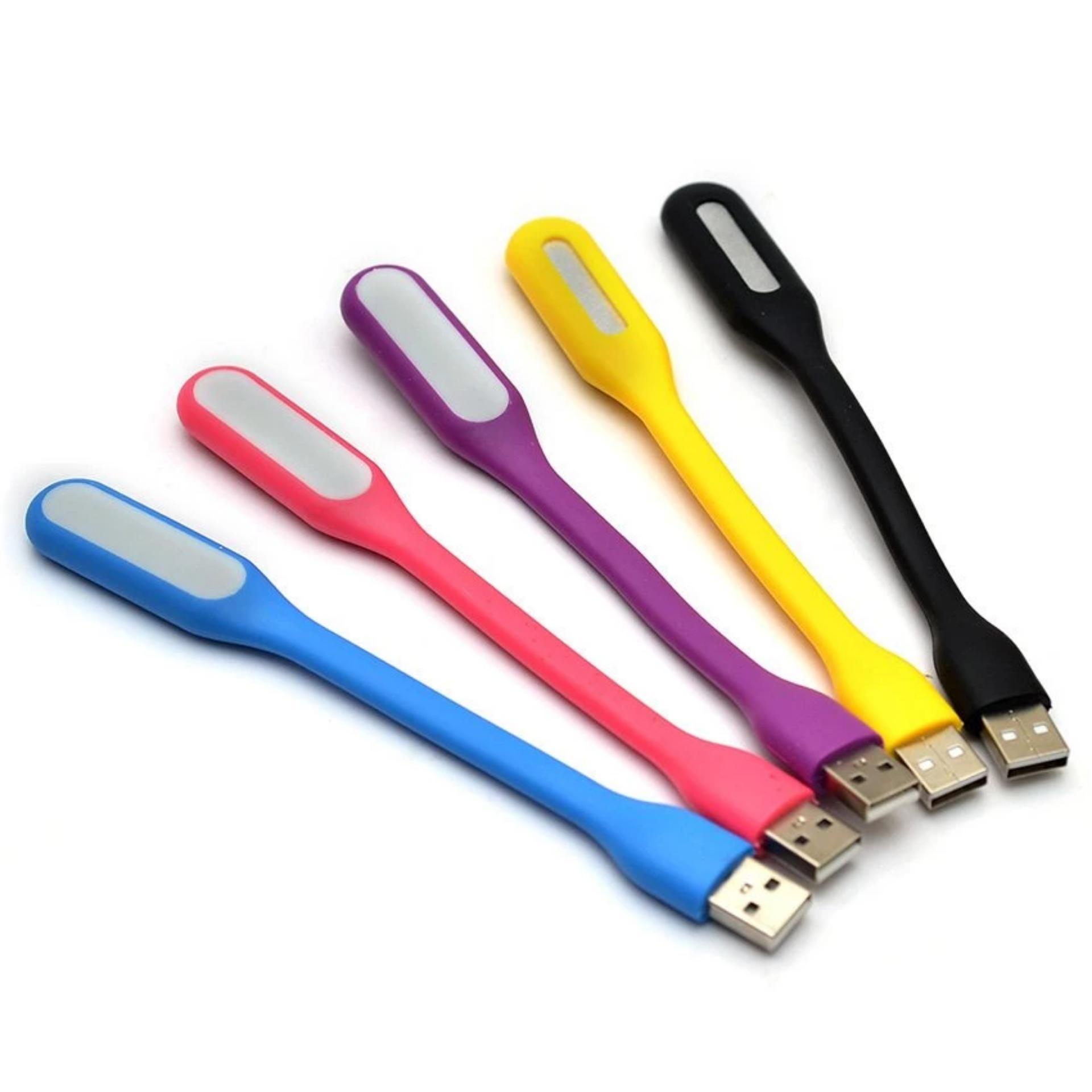 Bộ 5 đèn led USB cổng usb