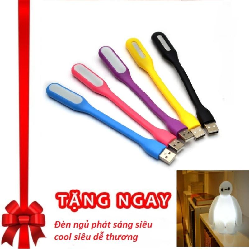 Bảng giá Bộ 5 đèn led USB cổng usb siêu sáng  tặng đèn ngủ phát sáng siêu cool Phong Vũ