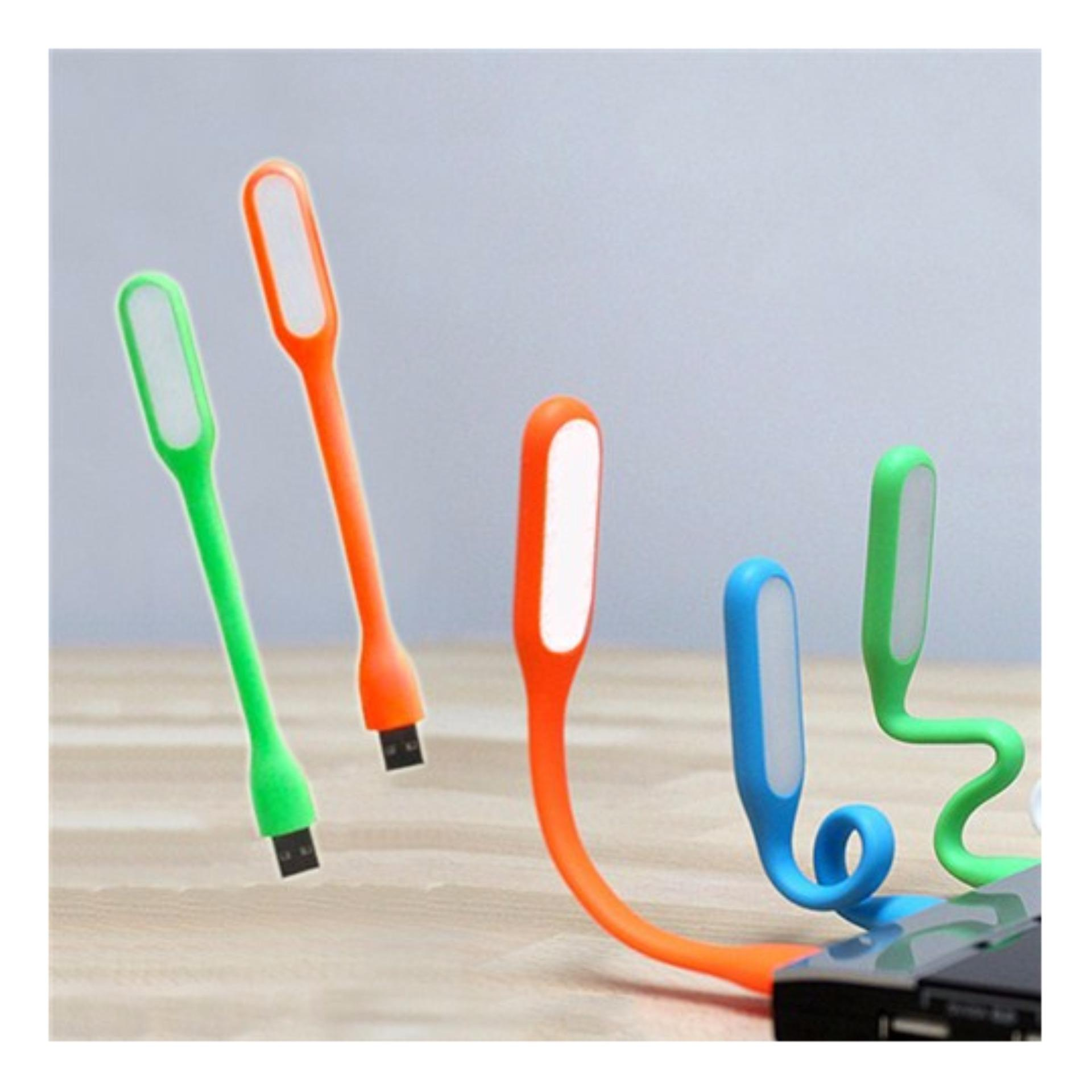 Mua Bộ 5 đèn led USB siêu sáng uốn dẻo nhập khẩu Singapore không hại mắt Tại MINCHAN