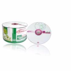 Giá Bộ 50 cái đĩa trắng CD Mingsheng 52x