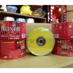 Bộ 50 đĩa trắng DVD-R Maxell 4.7GB