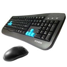 Bộ bàn phím chuột USB Gaming IKONEMI C316