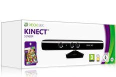 Bộ cảm biến chấn động Microsoft Kinect (BOX) (Đen) – Hàng nhập khẩu