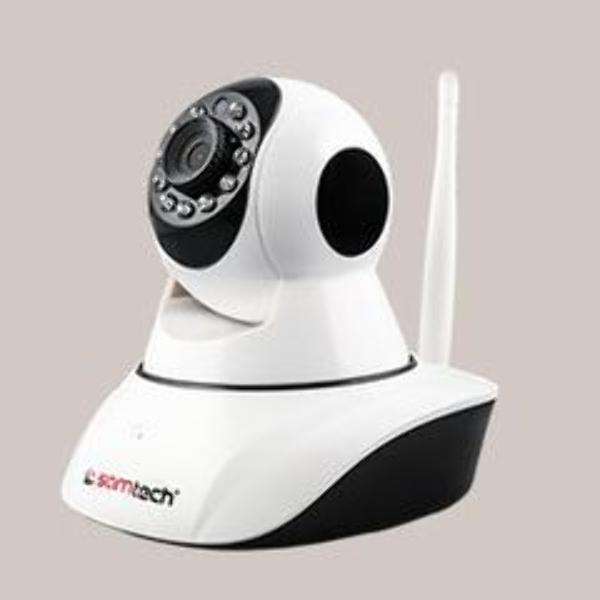 Nơi Bán Bộ camera IP quay quét Samtech STN-2110 (HD720P, wifi, thẻ nhớ)