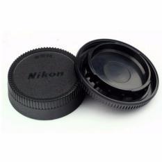 Bộ cap body và cap lens cho máy Nikon